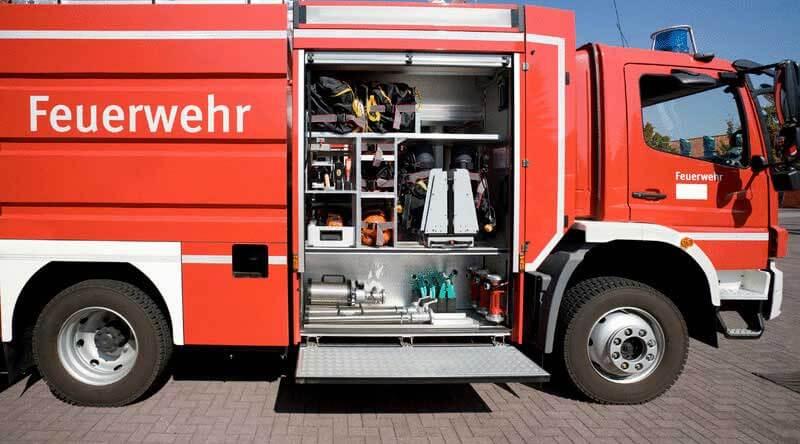 Konzepte von Ihrem Brandschutzbeauftragten für Feuerwehreinsatzpläne.